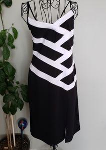Joseph Ribkoff body con sz 12 dress